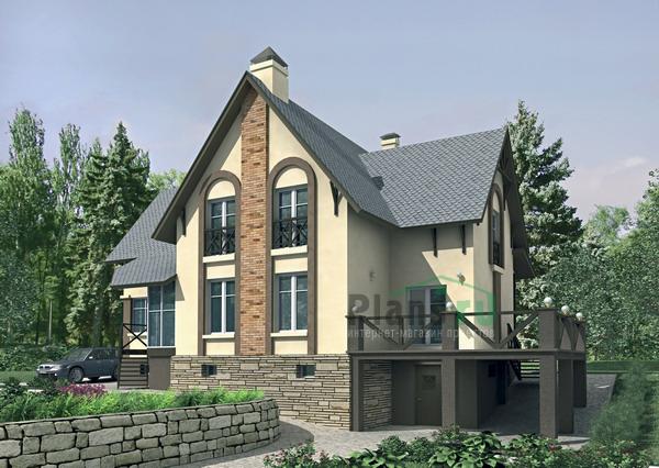 Домов в стиле модерн проекты домов