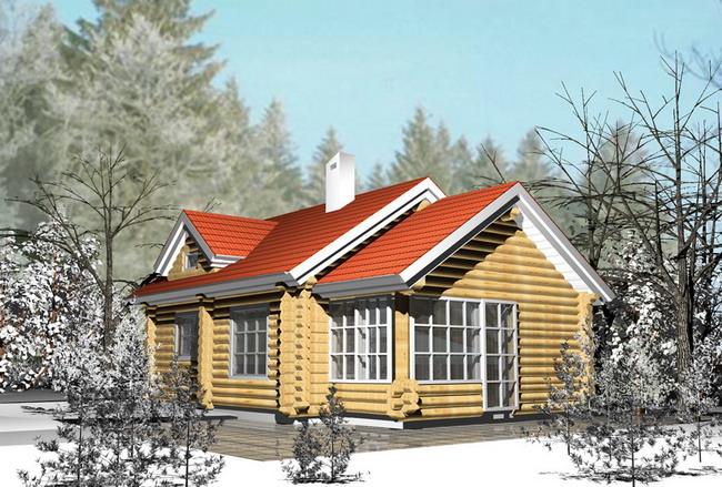 Дизайн красивых загородных домов фото