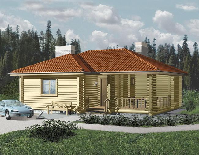 Типовой Проект Дома Из Бревна 6х9 Скачать Бесплатно