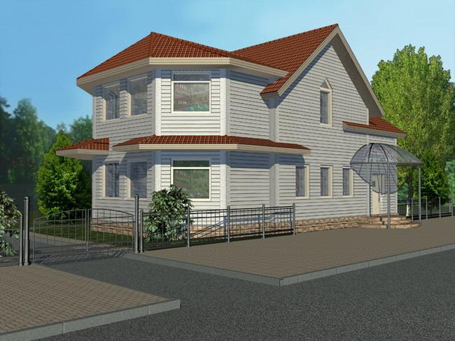 Проекты деревянных домов бесплатные