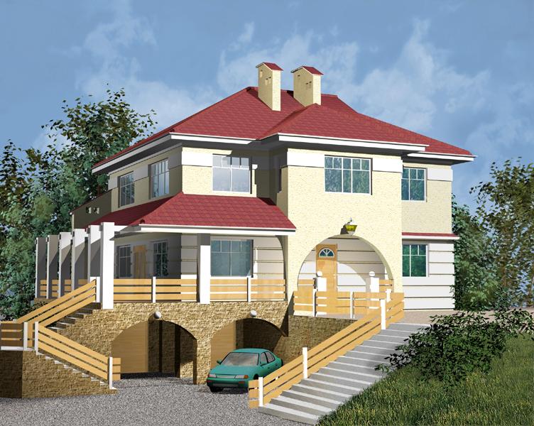 Проект дома на 3 сотках фото 84