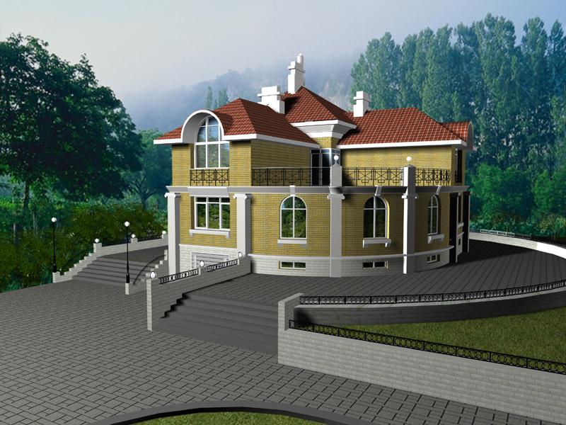 Дома с плоской кровлей — купить проекты одноэтажных