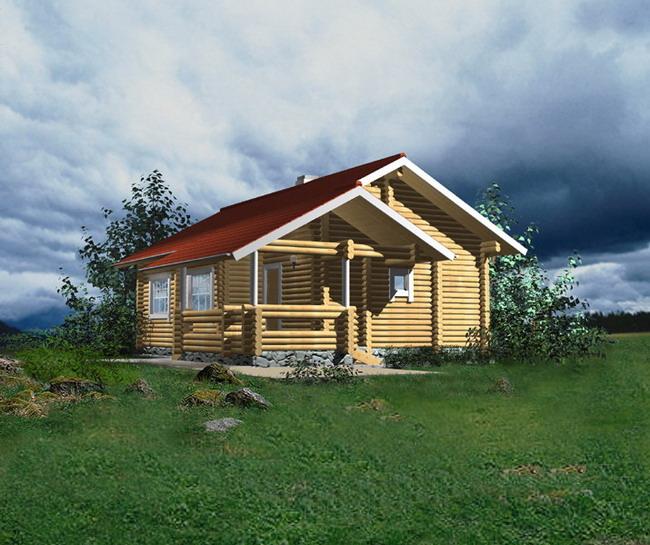 Проекты шикарных домов фото