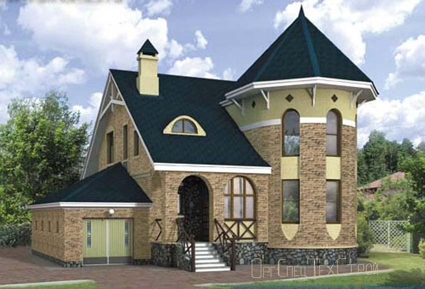 Чертежи дачных домов