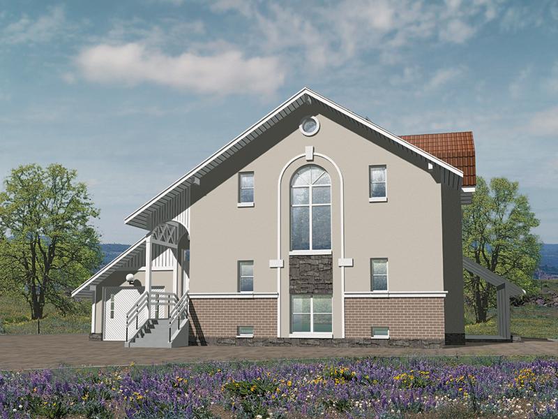Бесплатные Проекты 1 Этажных Домов Из Бруса
