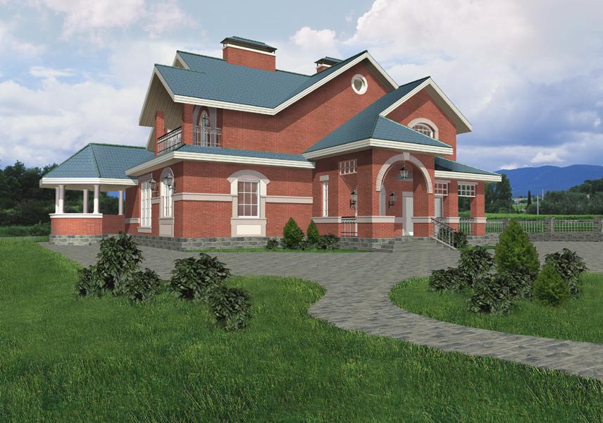 Проекты деревянных домов из бревна готовые срубы домов и