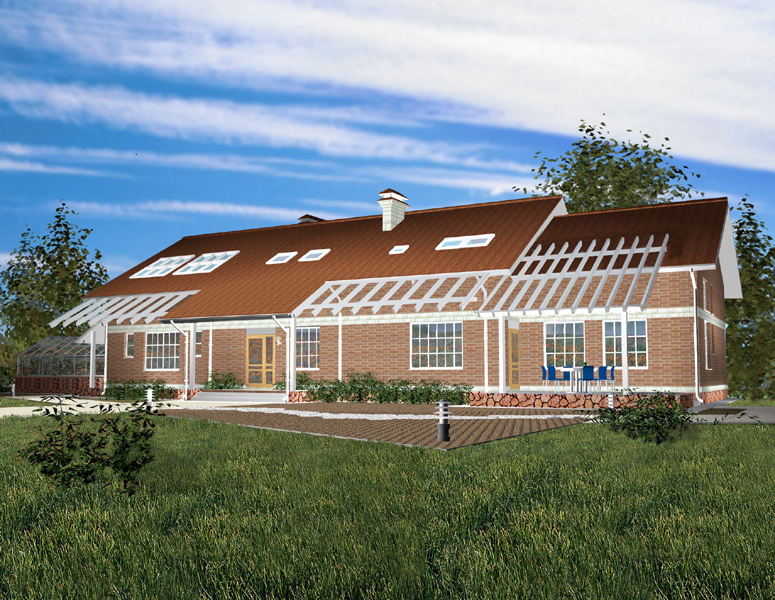 Дома 6х10 планировка дома проекты